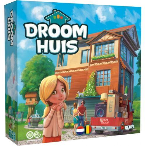 White Goblin Games brettspiel Droomhuis