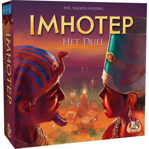 White Goblin Games brettspiel Imhotep   (NLhet duel)