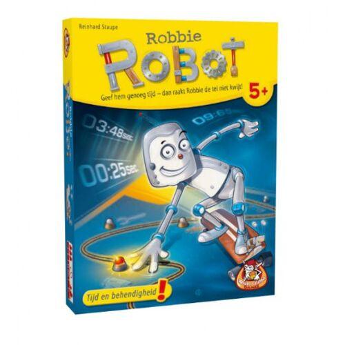 White Goblin Games brettspiel Robbie Roboter