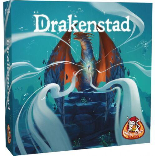 White Goblin Games kartenspiel Dragon City 20 x 20 x 4 cm Karton