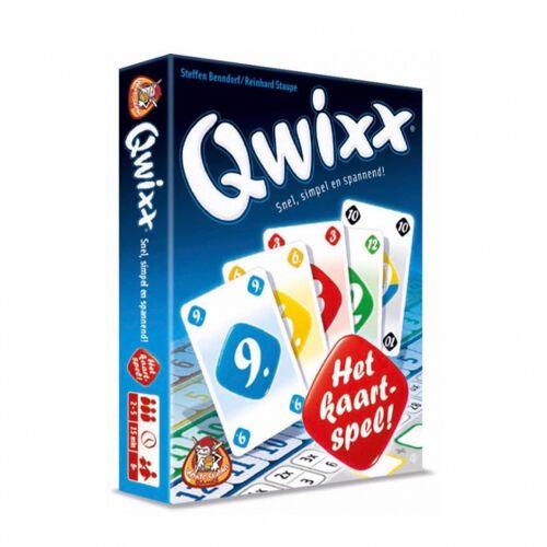 White Goblin Games Qwixx Kartenspiel