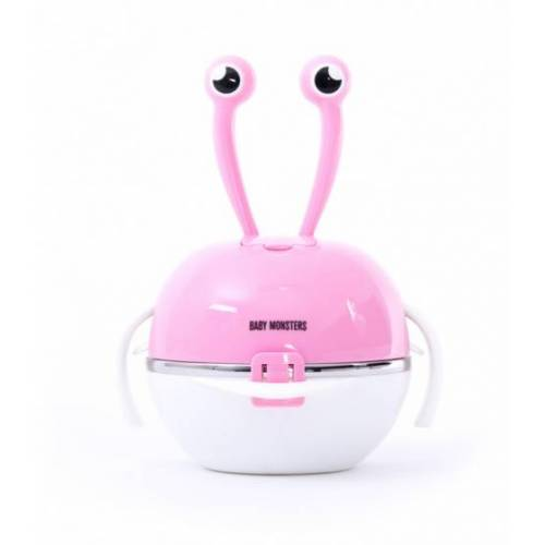 Baby Monsters futterset Bunny 4-8 Monate 5-teilig rosa