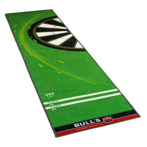 Bull's dartmatte'120' grün 280 cm