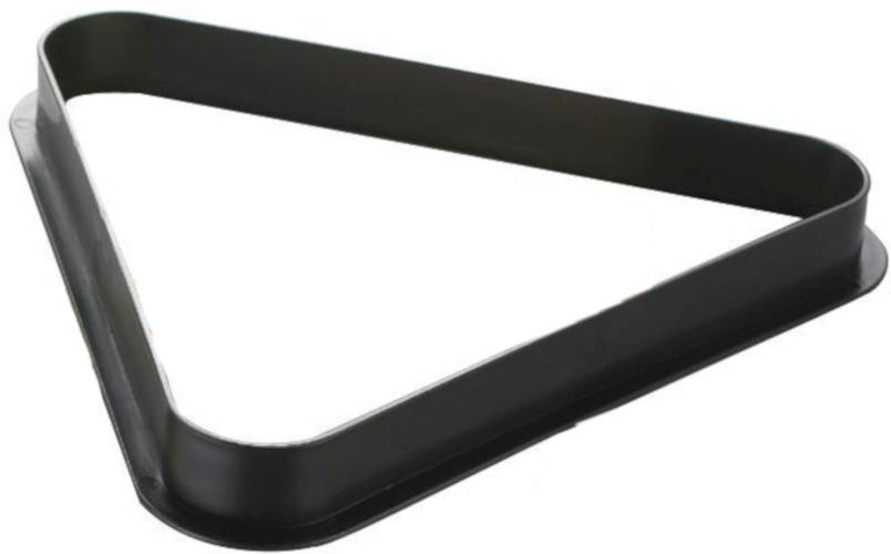 Powerglide dreiecksstab 47,5 cm Polyäthylen schwarz