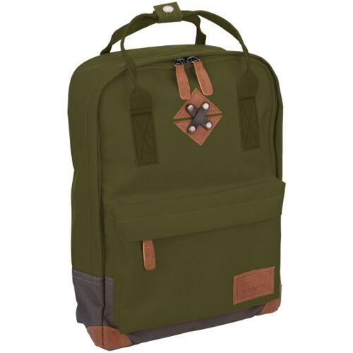 Abbey rucksack Bloc 8 Liter Polyester Armee grün
