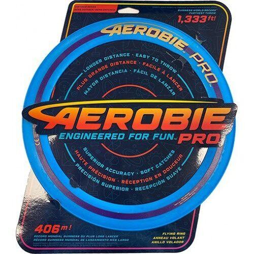 Aerobie frisbee Pro Ring 33 cm Gummi blau