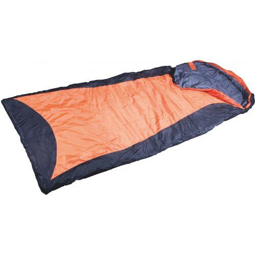 Atipick schlafsack Ultralight 220 x 75 cm Nylon/Baumwolle orange