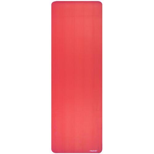 Avento fitnessmatte NBR 183 x 61 cm Nitrilkautschuk rosa