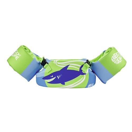 Beco schwimmset Schwimmgurte und Schwimmgürtel Sealife Neopren grün