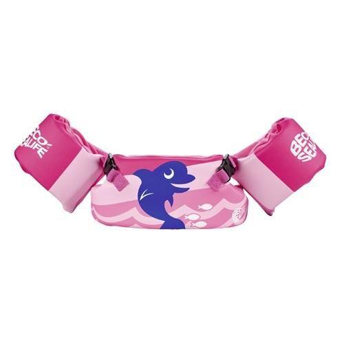 Beco schwimmset Schwimmgurte und Schwimmgürtel Sealife Neopren rosa
