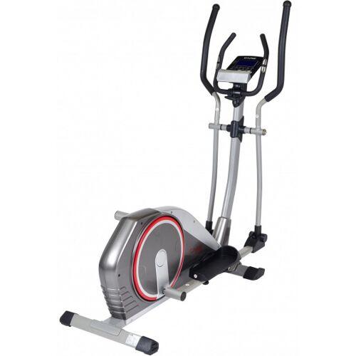 Care Fitness crosstrainer Elliptisch CE 690 Stahl 160 cm grau