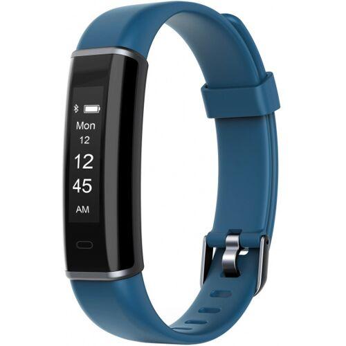 Celly smartwatch Mini 0,87'' Bluetooth 4 x 2 cm blau/schwarz
