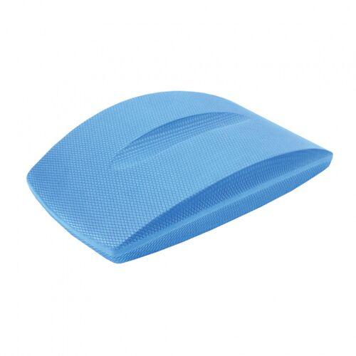 MAD Fitness Mad rückenkissen 38,5 x 24 cm EVA Schaumstoff blau
