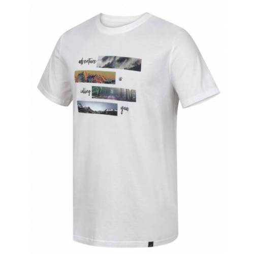 Hannah T Shirt MingarHerren Polyester weiß Größe M