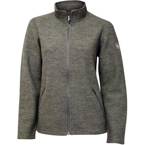 Ivanhoe weste Bella Damen Wolle/Tencel Armee grün Größe 44