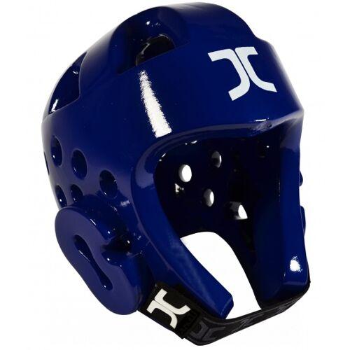JCalicu Taekwondo Kopfschutz WTF blau Größe XXS