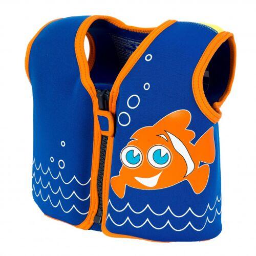 Konfidence schwimmweste Junior Neopren blau/Clownfisch Grösse 1.5 3 Jahre
