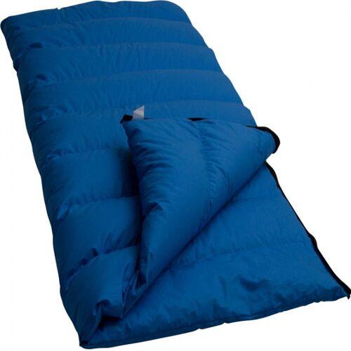 Lowland decke Schlafsack Junior 160 x 70 cm Baumwolle blau