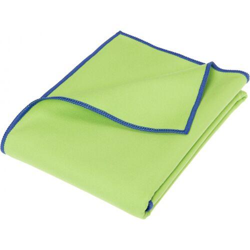 Playshoes handtuch Junior 100 x 50 cm Polyester grün
