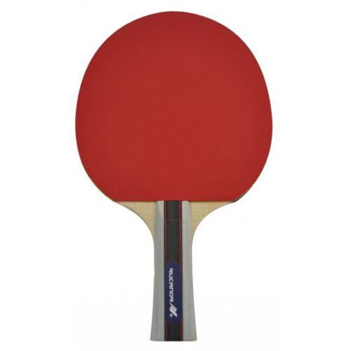Rucanor Tischtennisschläger Practice Super   rot / schwarz