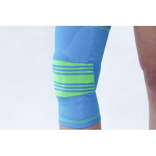 Schaper knieschiene Schapfix Sport Textil blau/grün Größe XXL