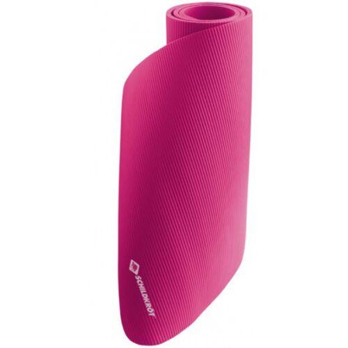 Schildkröt Fitness fitnessmatte 185 x 61 cm Gummi rosa