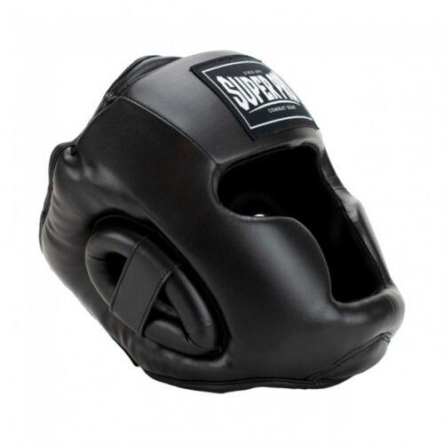 Super Pro Kopfbedeckung schwarz Größe L