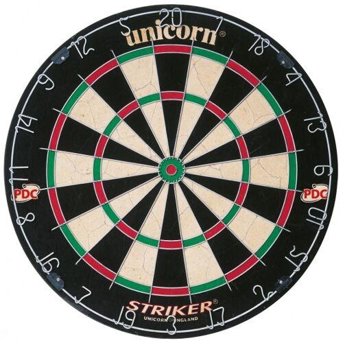 Unicorn dartscheibe Striker Borste 45,7 cm