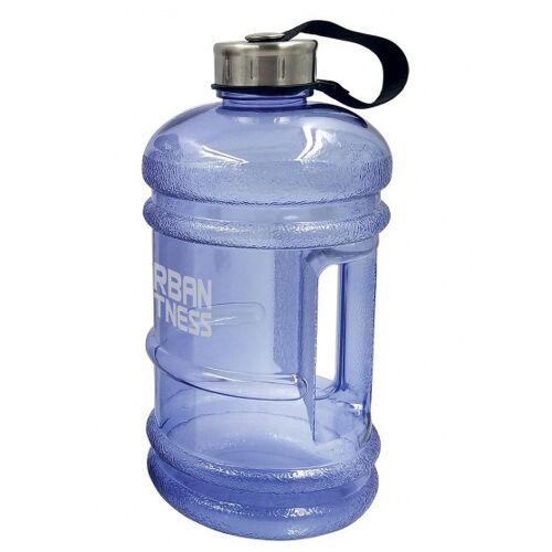 Urban Fitness wasserflasche 2,2 Liter blau