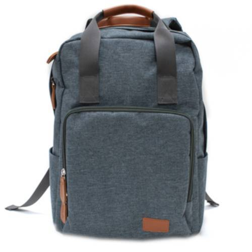 Verhaak rucksack Wisconsin 24 L unisex 45 x 30 x 18 cm grau