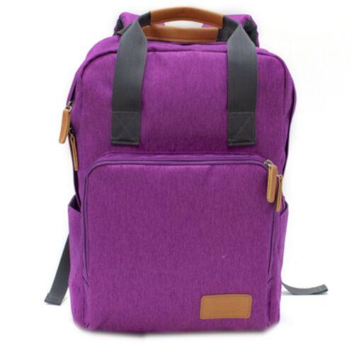 Verhaak rucksack Wisconsin 24 L unisex 45 x 30 x 18 cm lila