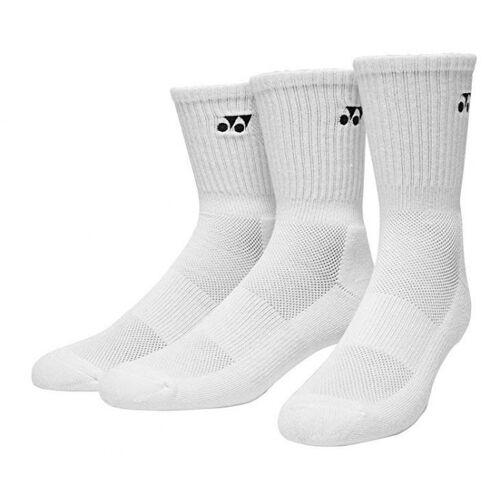 Yonex sportsocken Basic SocksBaumwolle weiß 3 Paar Größe M