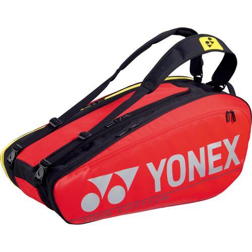 Yonex tennistasche Pro Racket 63 Liter 78 cm Polyester rot