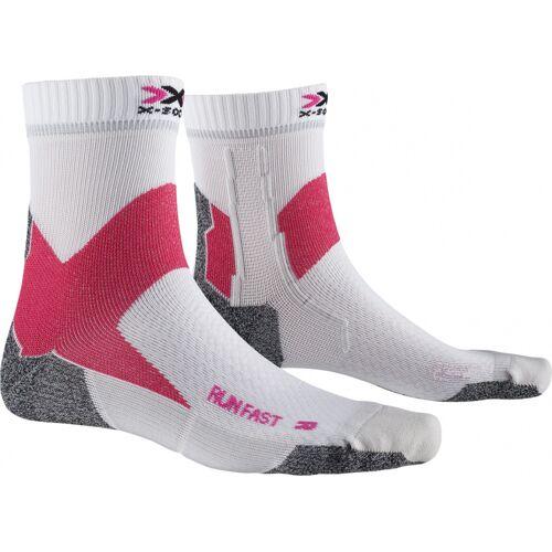 X-Socks X Socks laufsocken Run FastPA/PE/PP weiß/rosa