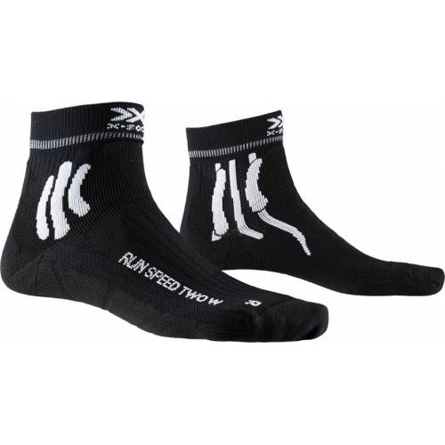 X-Socks X Socks laufsocken Run Speed Two WDamen Nylon schwarz