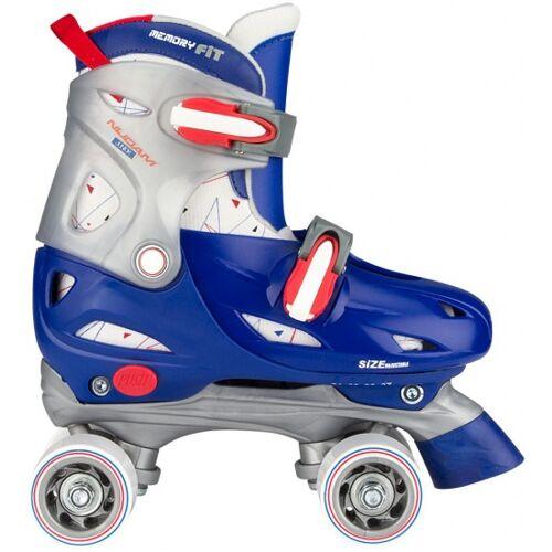 Nijdam Rollschuhe Roller Rage Jungen blau Größe 30/33