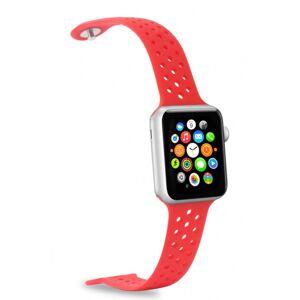 Celly uhrenarmband Feeling Apple Smartwatch Silikon rot