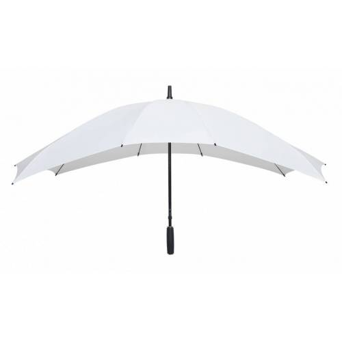 Falcone duo Regenschirm Handöffnung 148 x 99 cm weiß