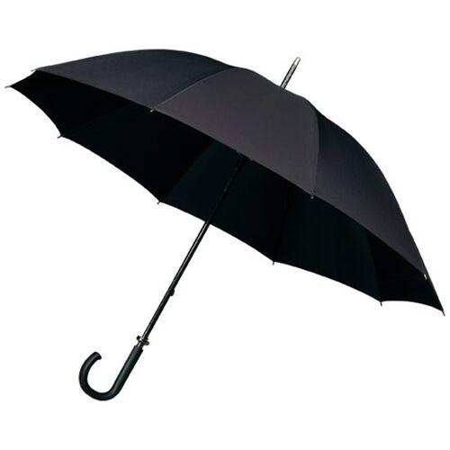 Falcone regenschirm winddicht 120 cm schwarz