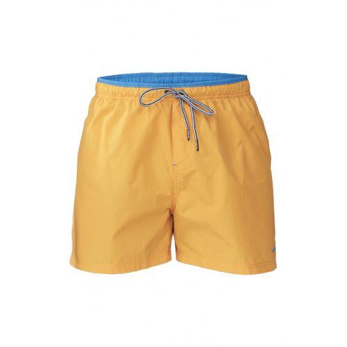 Tenson Kosherren Badehose Polyester gelb Größe S