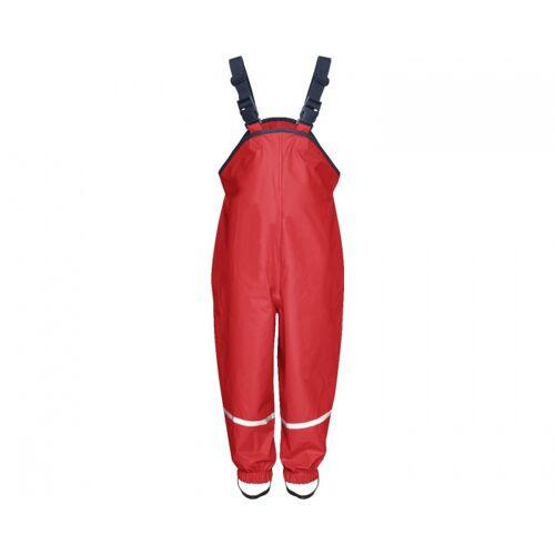 Playshoes regenhose mit Fleece rot Junior Größe 86