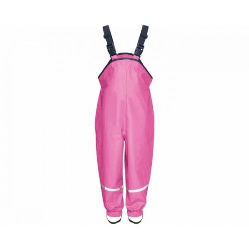 Playshoes regenhose mit Fleece rosa Junior Größe 80
