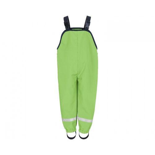 Playshoes softshell Regenhose grün Junior Größe 86