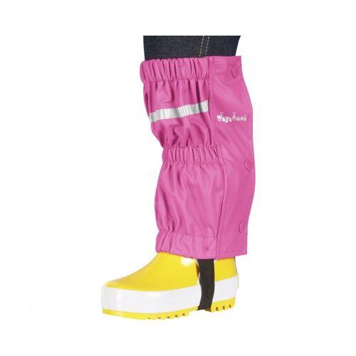 Playshoes wasserdichte Gamaschen mit Reißverschluss rosa Größe 92/98