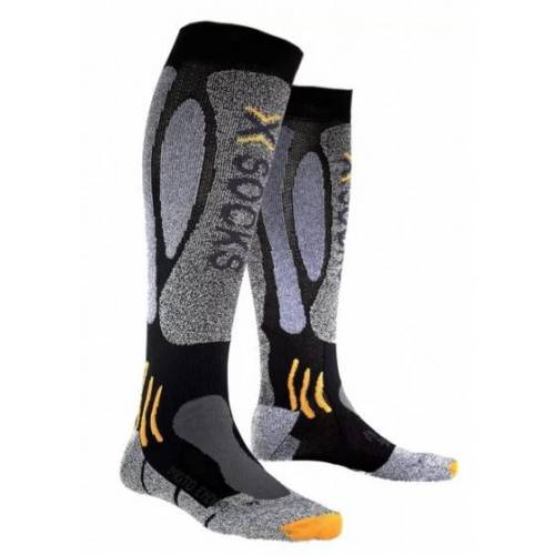 X-Socks X Socks socken Moto EnduroHerrennylon schwarz Größe 35 38