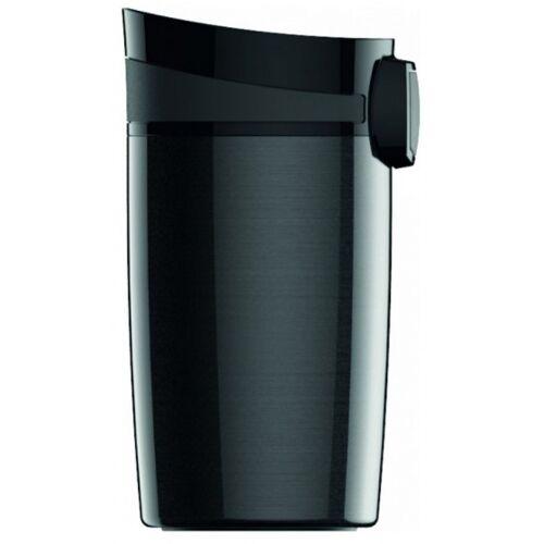 Sigg thermoskanne 500 ml 14,2 cm Stahl schwarz