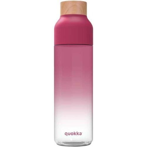 Quokka trinkflasche Tritan IceNatur 840 ml rosa