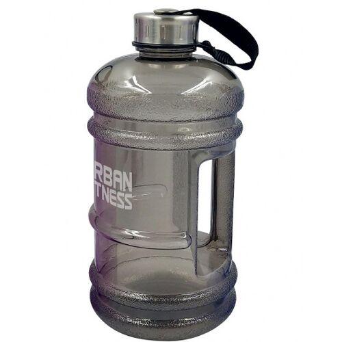Urban Fitness wasserflasche 2,2 Liter grau