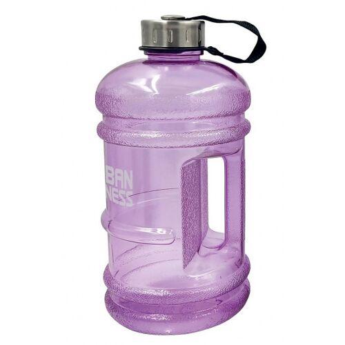 Urban Fitness wasserflasche 2,2 Liter lila