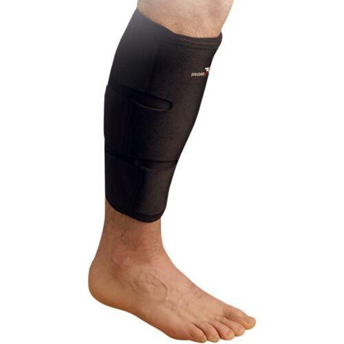 Precision waden/Schienbein Bandage Neopren schwarz Größe L